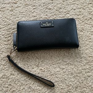 Handbags - Kate Spade long wallet with wristlet attachment